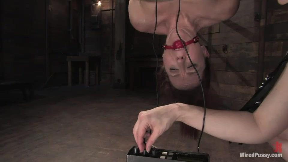 Forced bondage video