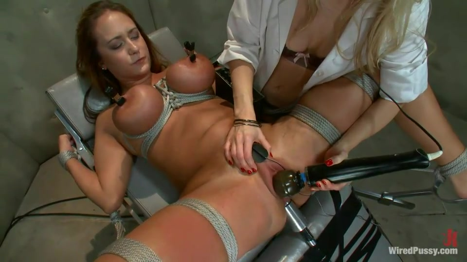Body massage hand job