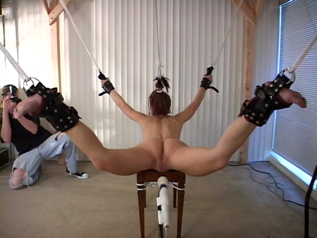 Two Slave Girls Bondage