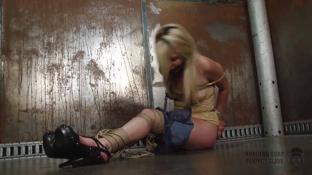 Blonde bondage movies, micro nude ass