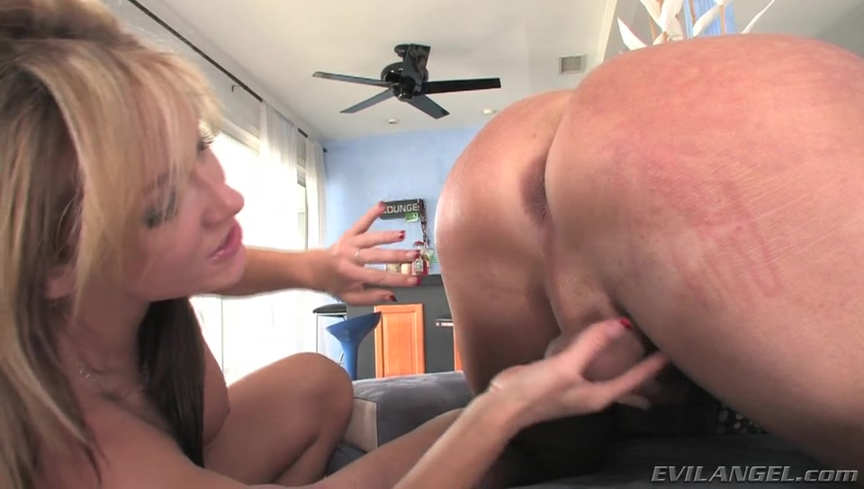 A Pretty Milf And Her Ass-Caring Skills In A Kinky Porn Video-6096