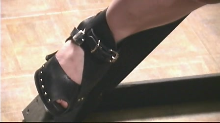 Bbw hottie getting spanked by her master