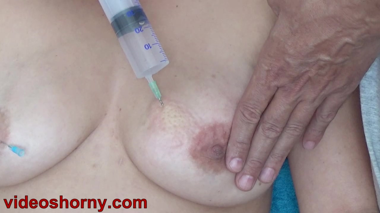 Pussy needles in Needle Porn