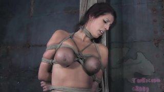 Good bondage corset glamour right!