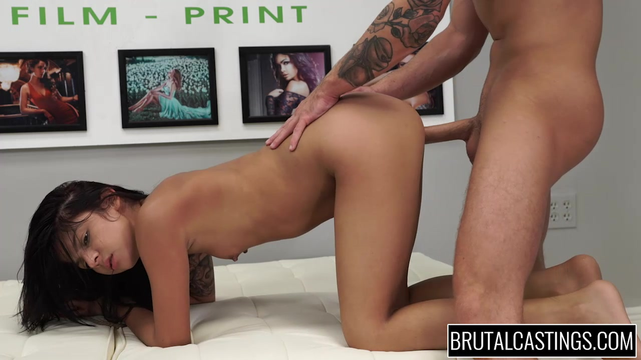Fat Ass Girl Gets Fucked Hard