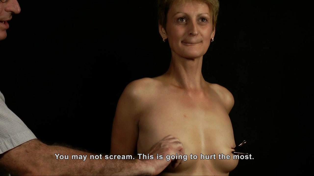 Skinny Mature Thought It Would Be Easy In Bdsm Porn-8629