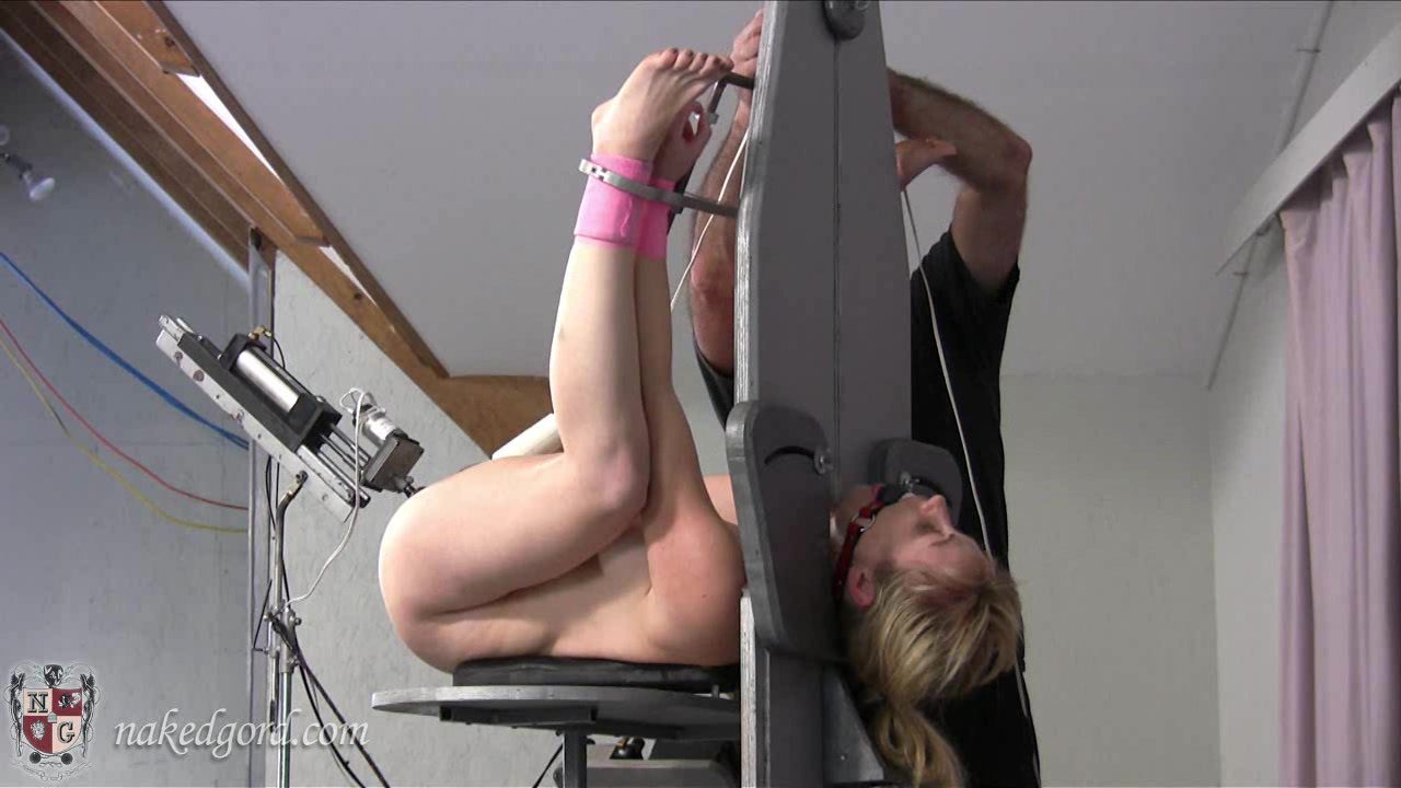 Tied Up Gagged Blindfolded